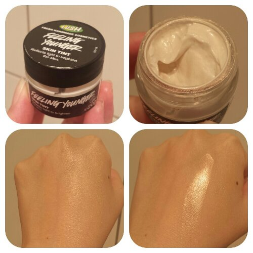 Feeling Younger Skin Tint by lush #18