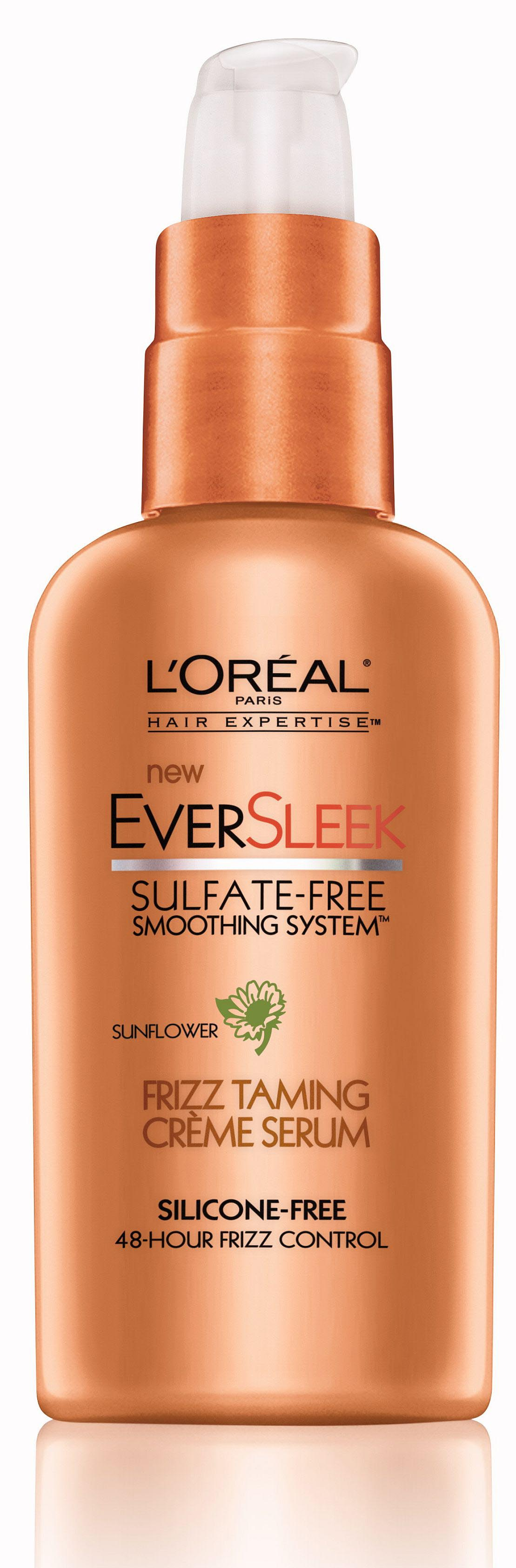 L'Oreal EverSleek Sulfate-free Smoothing System ...