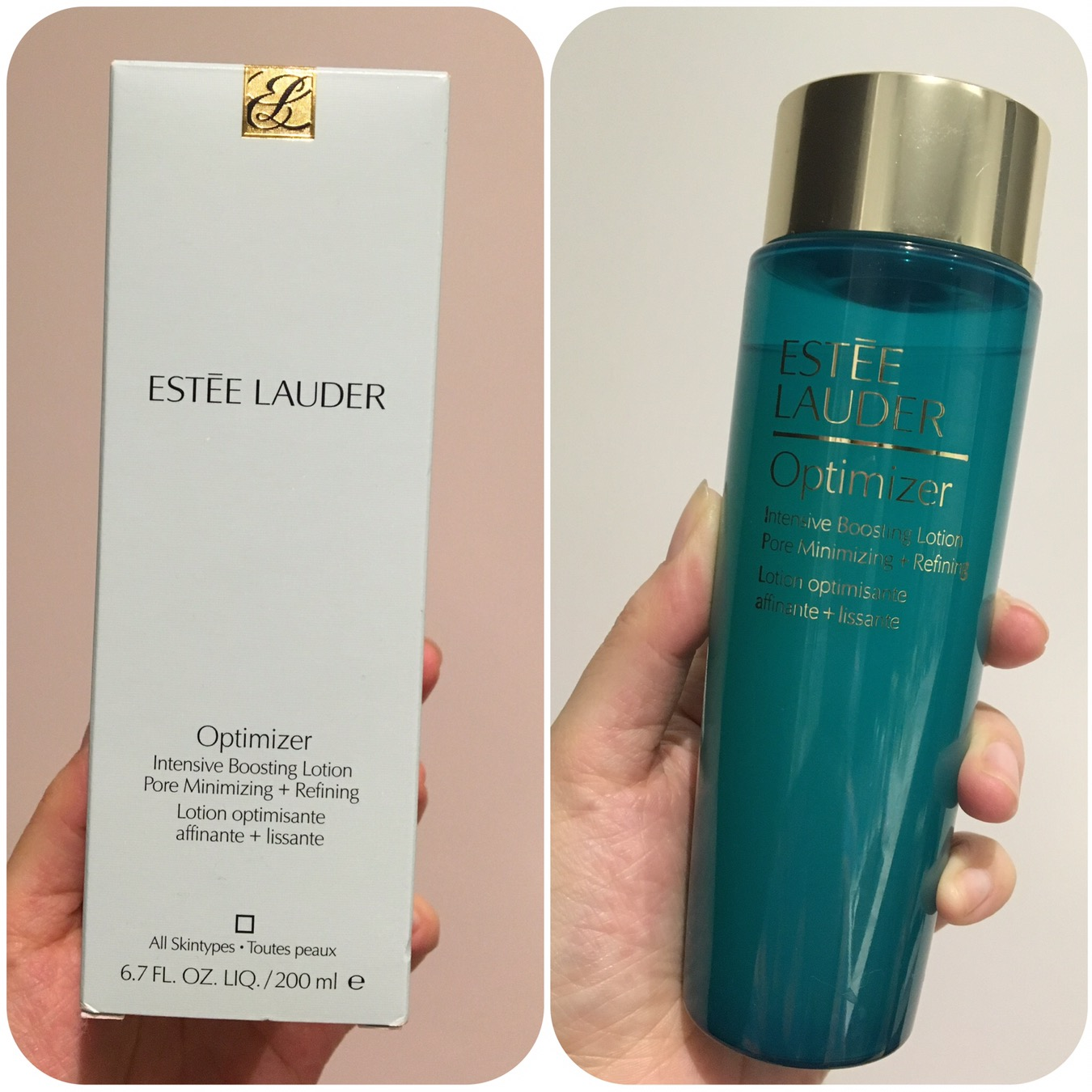 Estee Lauder Optimizer Intensive Boosting Lotion Pore Minimizing