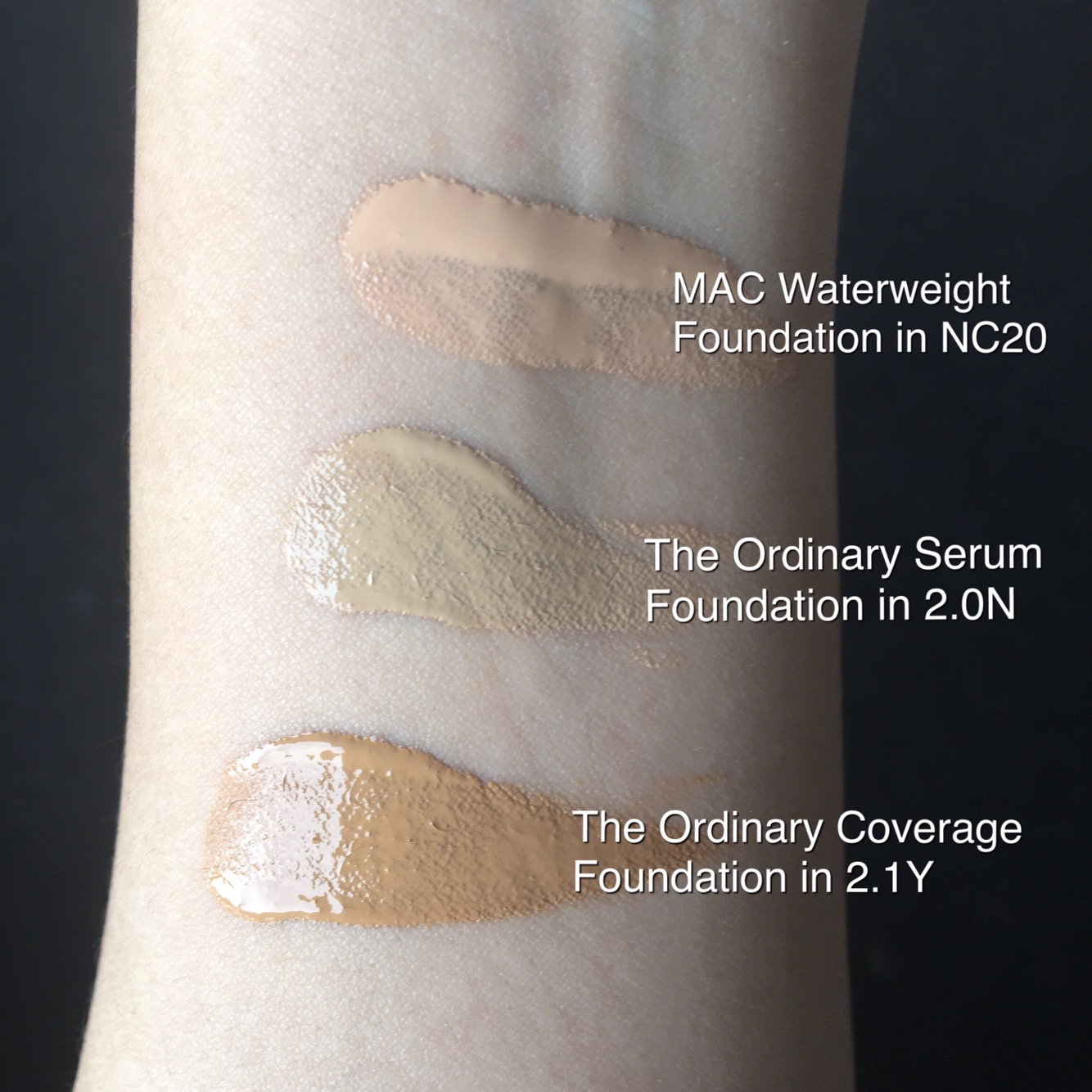 Mac Waterweight Foundation Spf30 Bellyrubz Beauty