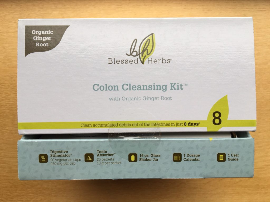 The Blessed Herbs Cleanse Kit Review | Detox.net.au